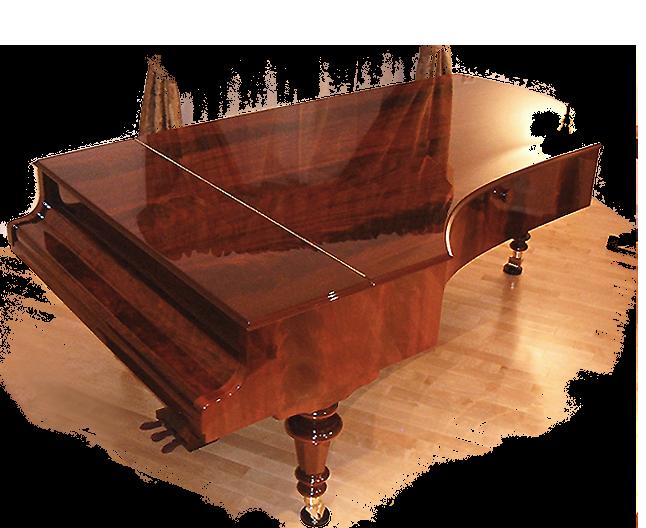 El moble d'un piano